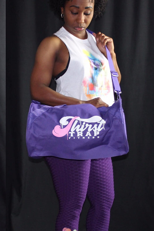 "Thirst Trap Fitness Women's ""18x""10 Duffle Bag"