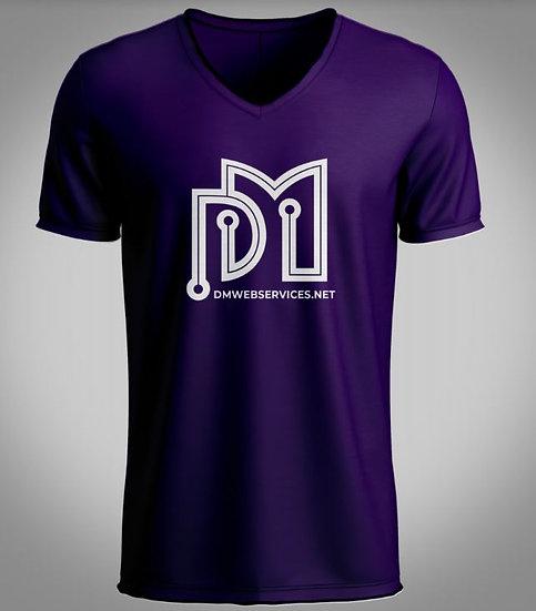 Vinyl DM Web Services Short-Sleeve Shirt