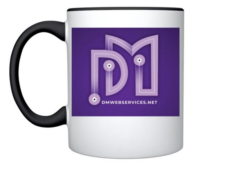DM Web Services Mug