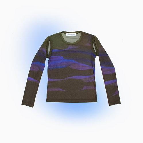 Anya Gorkova Edition Mesh T-shirt