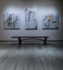 """Doug Kacena """"As of Now""""Exhibition"""