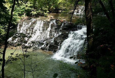 Have you ever been to Rutledge Falls in Tullahoma, TN?