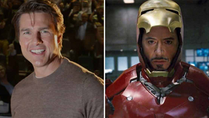 Robert Downey Jr Bagged The Iron Man Role After Leaving Behind Many, Including Tom Cruise