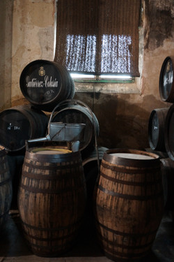Gutierrez-Colosia sherry barrels