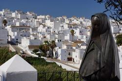 Statue / Estatua La Cobijida
