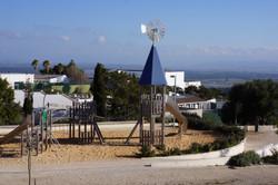 Playground / Patio de Recreo