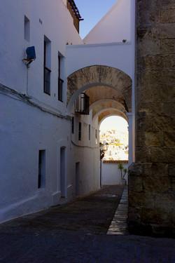 Convent Arches / Arcos del convento