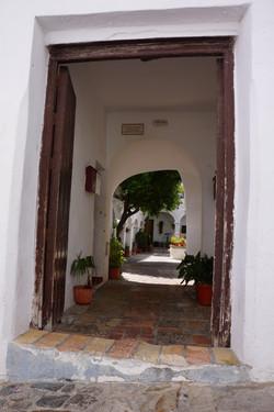Widows' House / Casa de las viudas