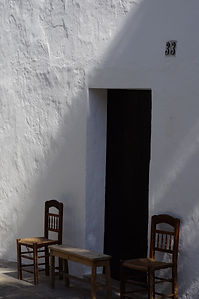 Vejer doorway