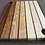 Thumbnail: Large Light Heavy Neutral Gradient with Purpleheart Stripes