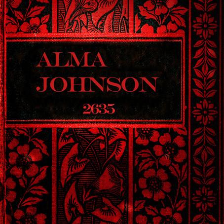 Alma's Personal Log