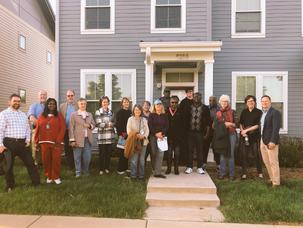 Choice Neighborhood Hosts a Jane's Walk!