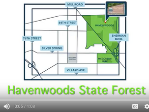 Havenwoods State Forest's Fascinating History