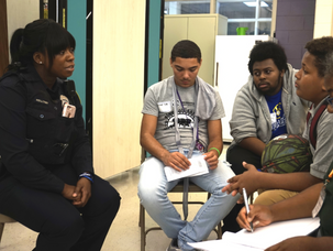 Youth & Police Learning Circles