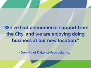 Business Spotlight: Dakonte Products Group Inc.