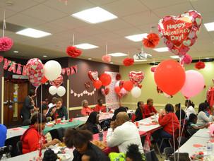 """""""I Love Westlawn"""" Event Brightens Valentine's Day"""