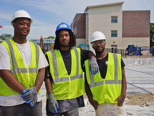 YouthBuild Trains Future Workforce with Westlawn Neighborhood Construction