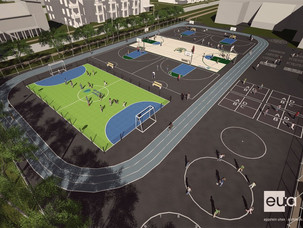 Milwaukee Bucks and Johnson Controls to Build $150,000 Multi-Sport Complex at MPS' Browning Elem