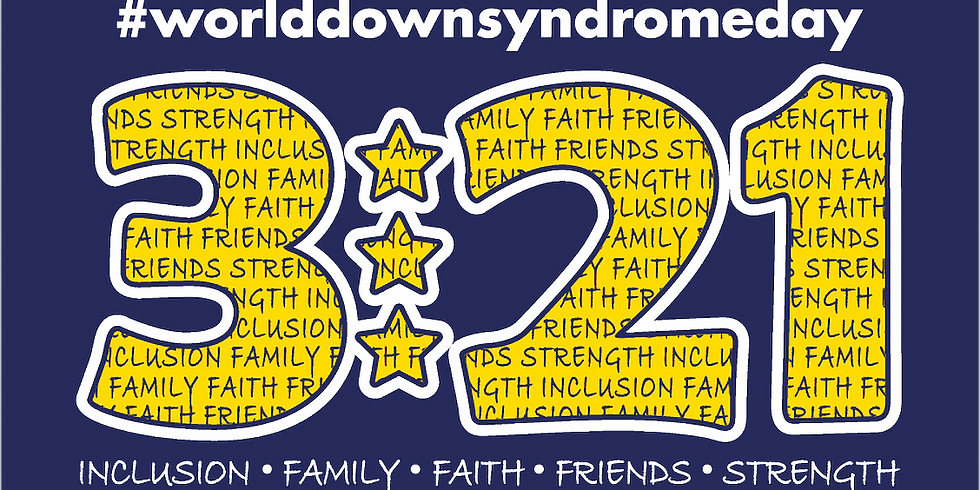 3.21 World Down Syndrome Day Activities