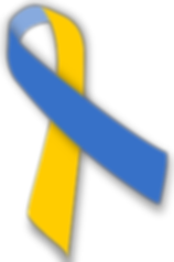 Down syndrome ribbon