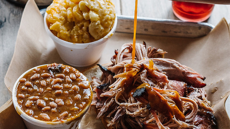 BBQ Plate Lunches for CADS