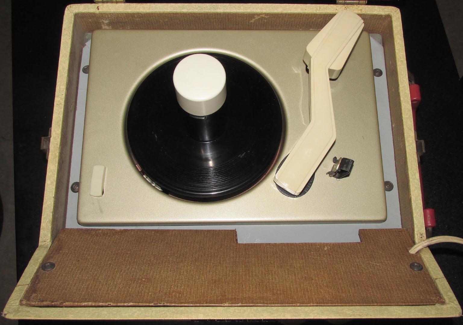 RCA 45 Record Player 8-EY-31KE 100% Rebuilt | 20thcenturydepot