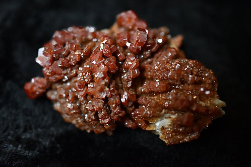 Vanadinite (Morocco)