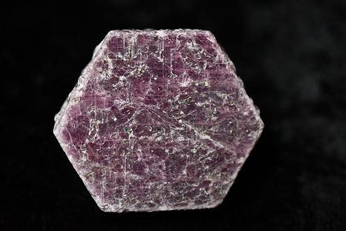 Corundum Ruby Crystal (India)
