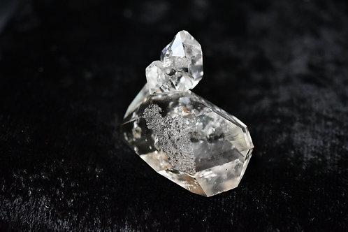 Herkimer Diamond (Herkimer, NY)