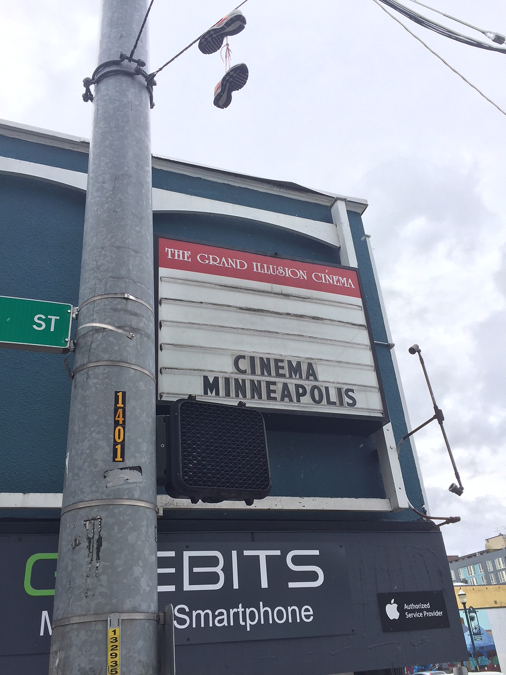 Cinema Minneapolis in Seattle