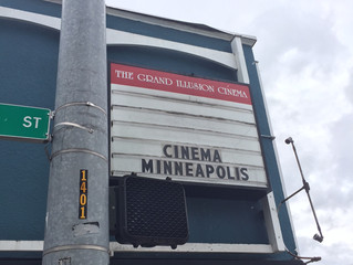 Lovely show for Lake Street Detective with Cinema Minneapolis