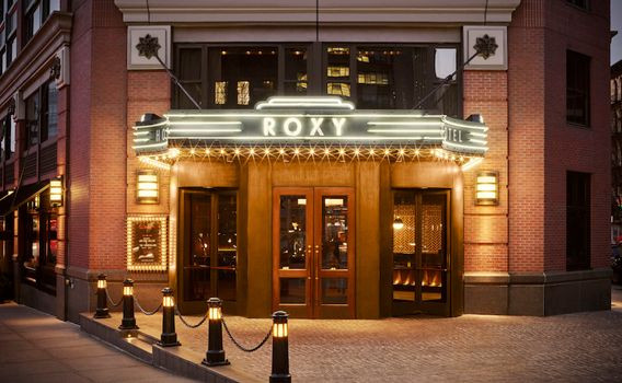 Boulevard of Semi Reconstructed Dreams, NYC, Roxy Cinema, Roxy Underground Film Festival 2019