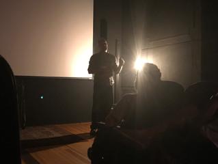 Bang-up screening at Film Noir Cinema
