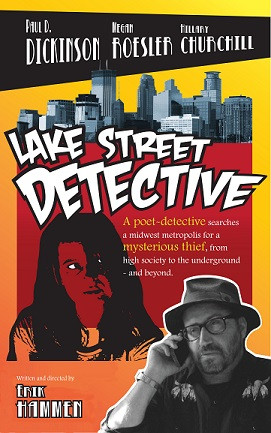 Lake Street Detective NYC poster