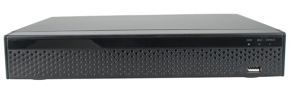 XVR2004HD Hibrido 5IN1, Resolución 1080P, 1 SATA hasta 6tb, 4CH Hasta 1.3MP