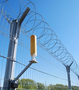 Medios técnicos para la detección perimetral