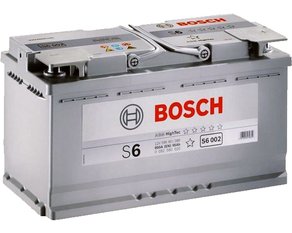 Bateria AGM Bosh