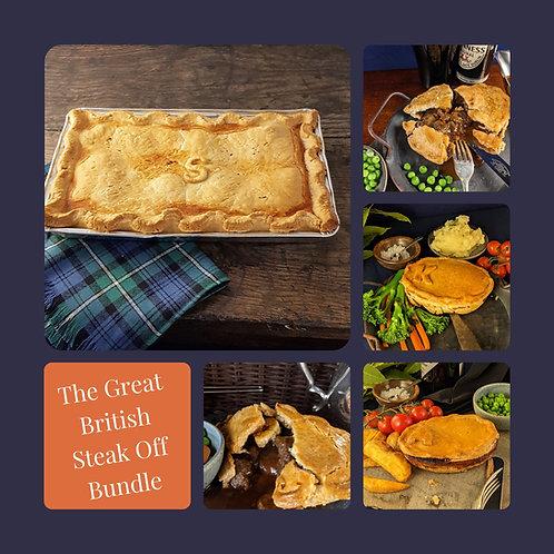 The Great British Steak Off Bundle