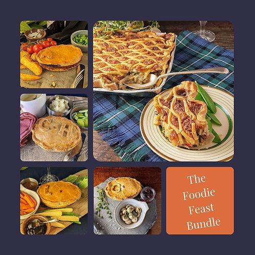 The Foodie Feast Bundle