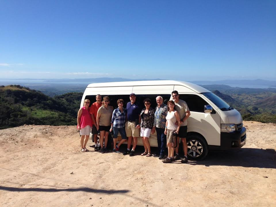 Private Shuttle from San Jose to Jaco
