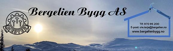 BERGELIEN BYGG AS