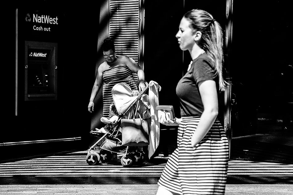 London Street Photography by Chris Silk