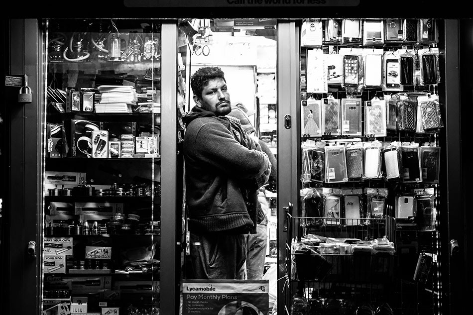 Asking permission in street photography