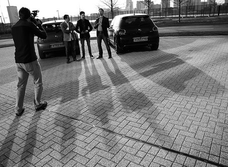 Behind the scenes with Torque Show, at Citroen's DS3 launch