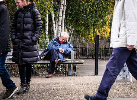 7 Steps to Improve Street Photography – Step 7: Know When To Stop