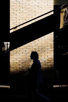 Afternoon Light - Fine art street photography by Chris Silk