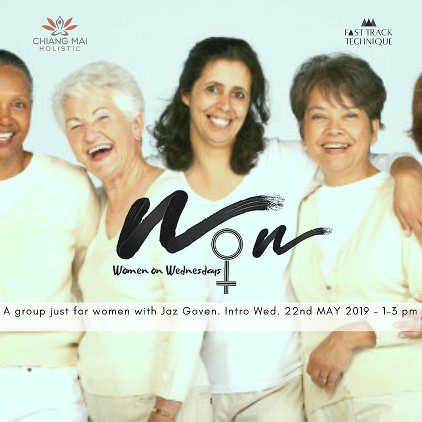 CM- Intro to WOW - Women on Wednesdays