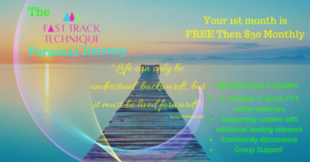 new Welcome to your personal journey Nov