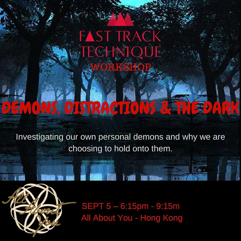 Hong Kong - Demons, Distractions and The Dark