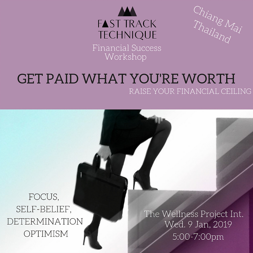 Chiang Mai - Get Paid What Your Worth